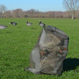 Mesh decoy bag