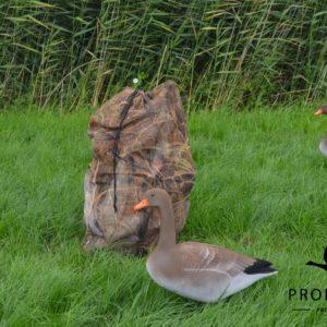 Greylag goose foamies decoys camouflage decoy mesh bag XL