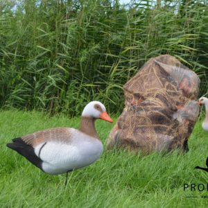 Egyptian goose  foamies decoys camouflage decoy mesh bag XL