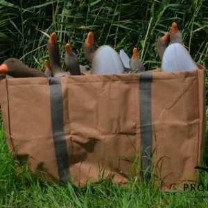 6-slot decoy bag XL goose decoys
