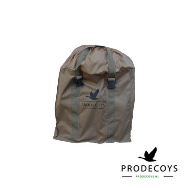 6 slot decoy bag for easy transport full body goose decoys